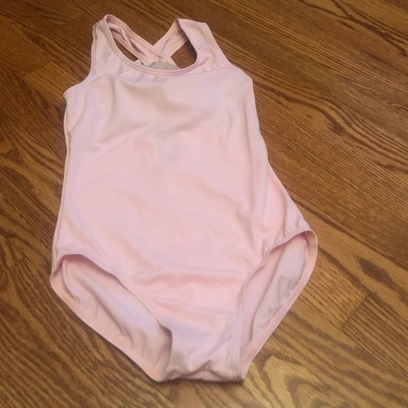 CL dance leotard